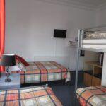 Family room 4 - Double Bed & Bunk Beds